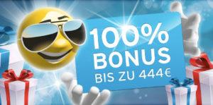 Sunnyplayer Einzahlung Bonus