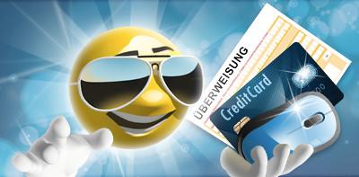 Sunnyplayer Zahlungsmethoden