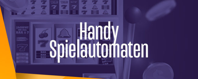Handy Spielautomaten