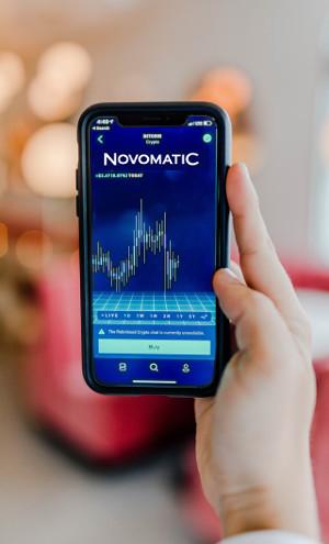 Novomatic Aktienanteile