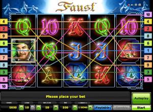 Faust Casino Spiel – kostenlos spielen ohne Anmeldung